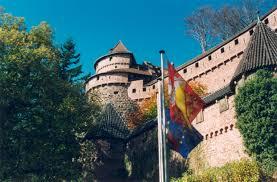 Découvrir le Château Haut-Koenigsbourd en Alsace