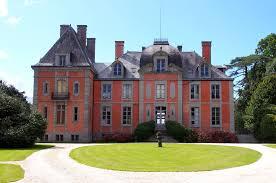 Château de Chantore à Bacilly
