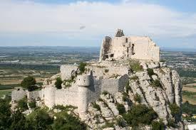 Château de Crussol à Saint Péray