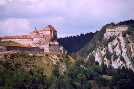 Château de Fort de Joux à La Cluse et Mijoux