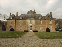Château du Bois Glaume à Poligné